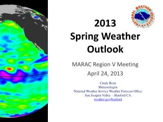 2013 Spring Weather Outlook