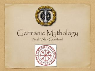 Germanic Mythology