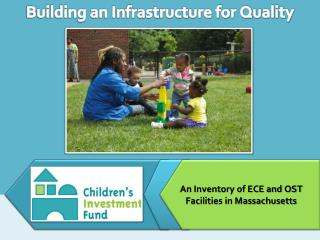 Building an Infrastructure for Quality