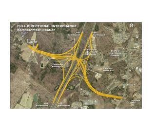I-95/Route 630 Interchange, Alternative E