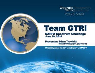 Team GTRI