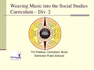 Weaving Music into the Social Studies Curriculum – Div. 2