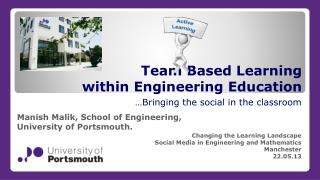 Team Based Learning  within Engineering Education