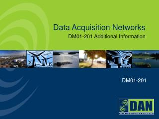 Data Acquisition Networks