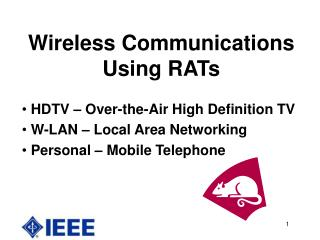 Wireless Communications
