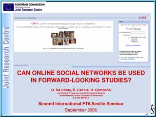 Second International FTA Seville Seminar September 2006