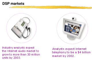 DSP markets