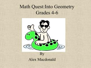Math Quest:Into Geometry Grades 4-6