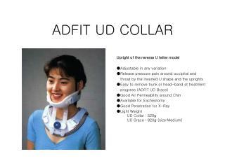 ADFIT UD COLLAR