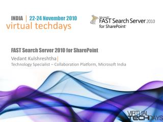 FAST Search Server 2010 for SharePoint