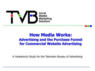 How Media Works: Advertising and the Purchase Funnel for Commercial Website Advertising