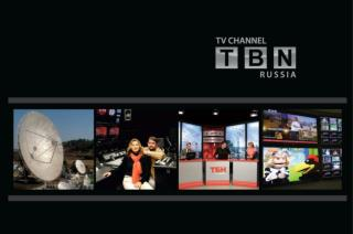 TBN Russia  is a specifically designed family oriented channel for Russia speaking