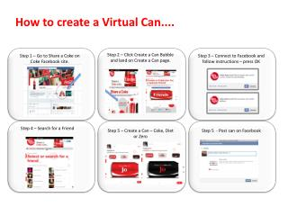 How to create a Virtual Can....