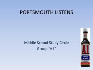 PORTSMOUTH LISTENS