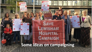 NHS reforms Inner North West London