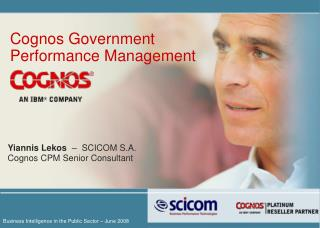 Cognos Government Performance Management