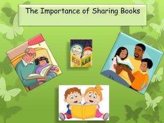 The Importance of Sharing Books