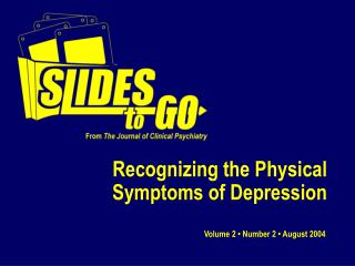 Recognizing the Physical Symptoms of Depression