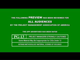 THE FOLLOWING PREVIEW HAS BEEN REVIEWED FOR ALL AUDIENCES