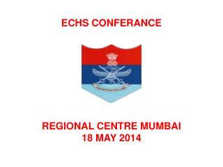 ECHS CONFERANCE