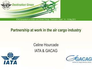 Partnership at work in the air cargo industry