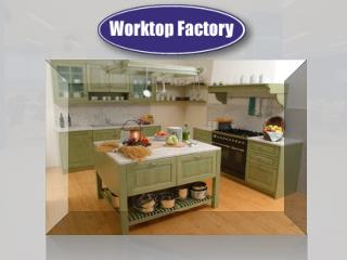 Green Granite Worktops
