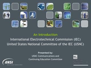 What is the IEC?