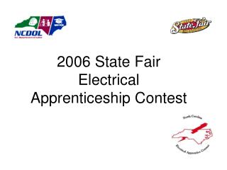 2006 State Fair  Electrical  Apprenticeship Contest