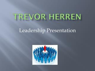 Trevor Herren