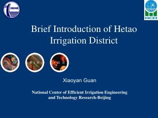 Brief Introduction of Hetao Irrigation District