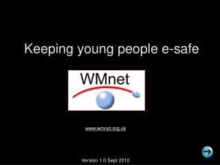 Keeping young people e-safe
