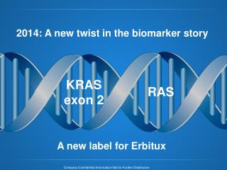 2014: A new twist in the biomarker story