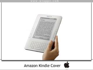 Create Personalized Kindle Cover & Skins by Wrappz