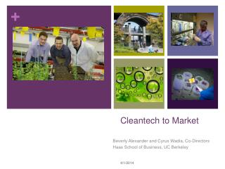 Cleantech to Market