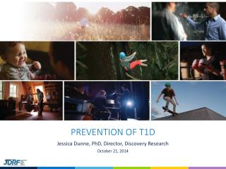 Prevention of t1d