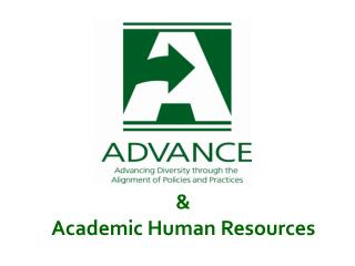 & Academic Human Resources