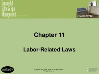 Chapter 11 Labor-Related Laws