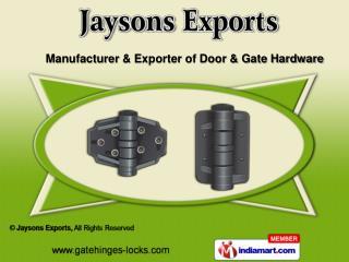 Gates Locks & Gate Frames