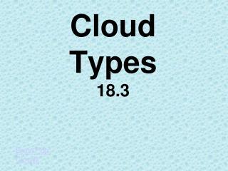 Brain Pop: Clouds