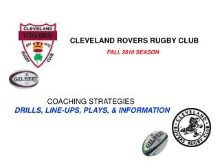 CLEVELAND ROVERS RUGBY CLUB