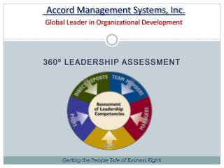 Accord Management Systems, Inc. Global Leader in Organizational Development