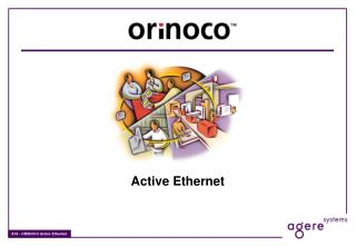 Active Ethernet
