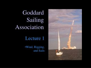 Goddard Sailing Association