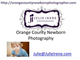 Maternity & Newborn Photography in Orange County