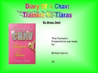 Diary Of A Chav: Trainers Vs Tiaras
