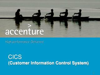 CICS (Customer Information Control System)