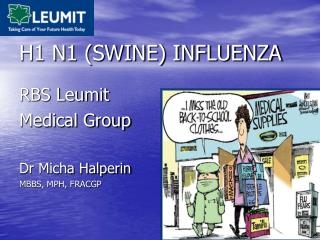 H1 N1 (SWINE) INFLUENZA