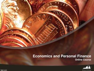 Economics and Personal Finance Online Course