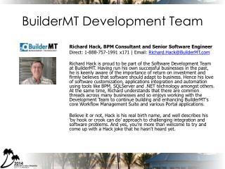 BuilderMT Development Team
