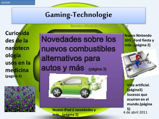 Gaming-Technologie
